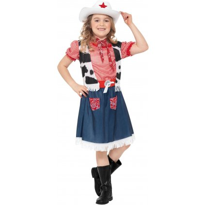 Dětský kostým Kovbojka levně