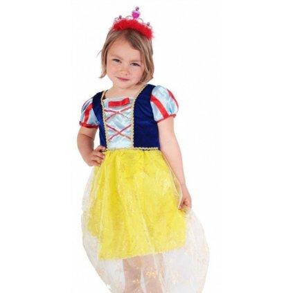 detsky kostym snehurky