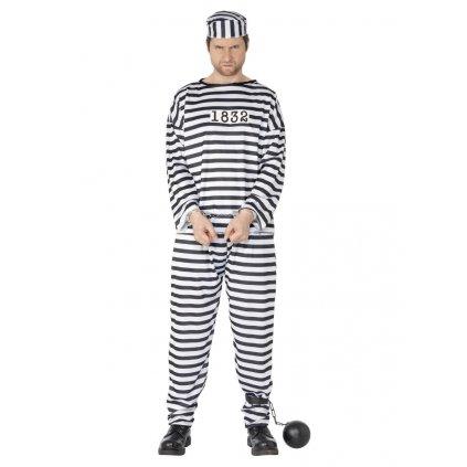 kostým trestance