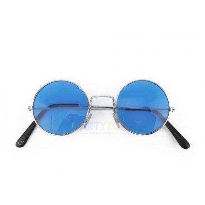 modre lenonky hippies bryle