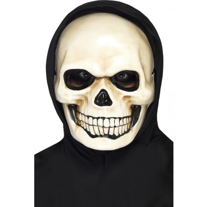 Halloween maska Kostlivec