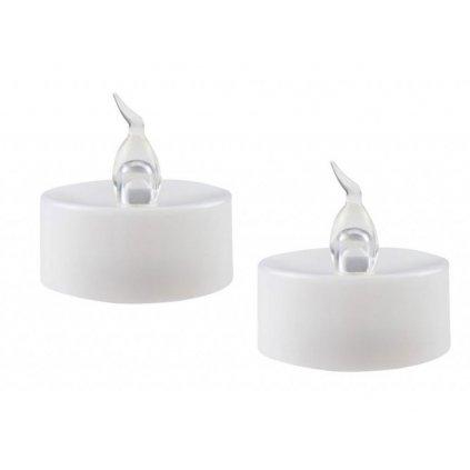 Čajové svíčky LED 2ks