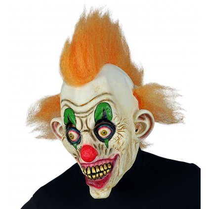 maskla klaun