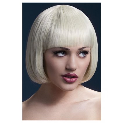 Profi blond paruka Mia