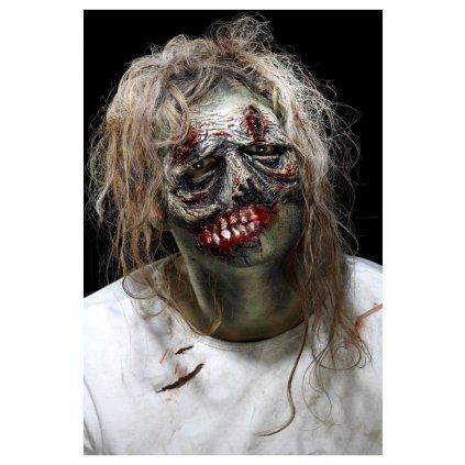 Návod na líčení Zombie FX makeup 6