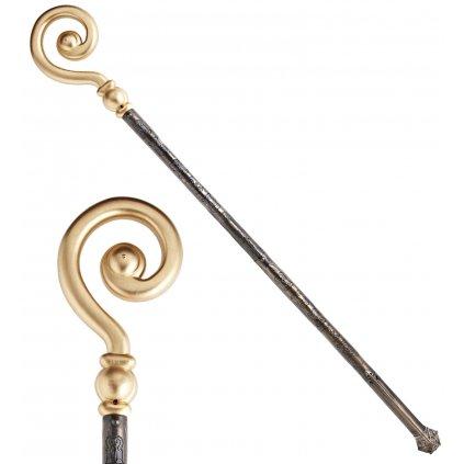 Mikulášská hůl zlatá