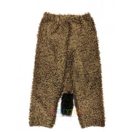 Kožešinové kalhoty pro čerta