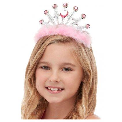 Korunka růžová pro princeznu