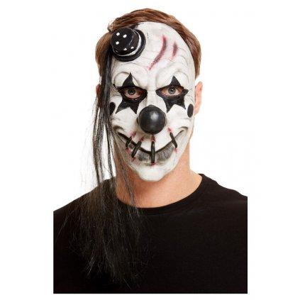 maska latexová klaun