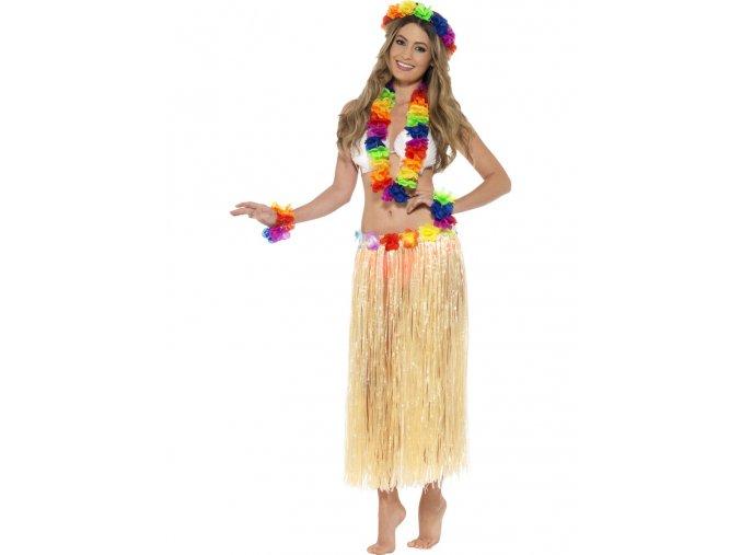 Havajský set duhový