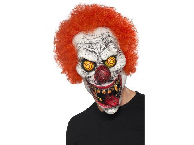 Horor maska klauna zabijáka