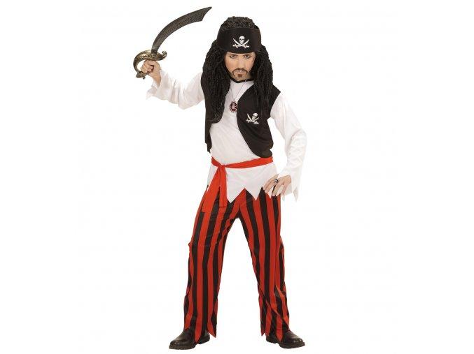 Dětský kostým pro piráty