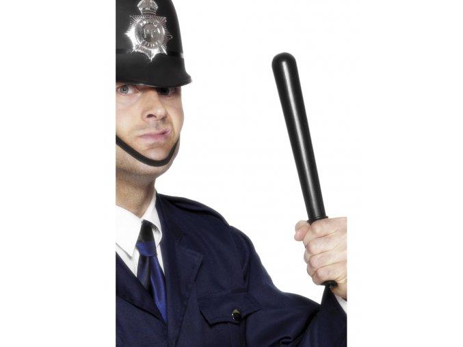 policejní obušek karnevalový kostým policisty