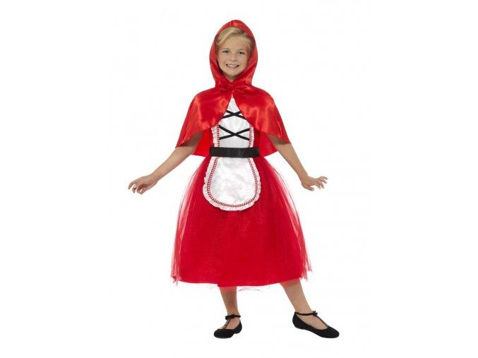Dětský kostým Červená Karkulka kvalitní