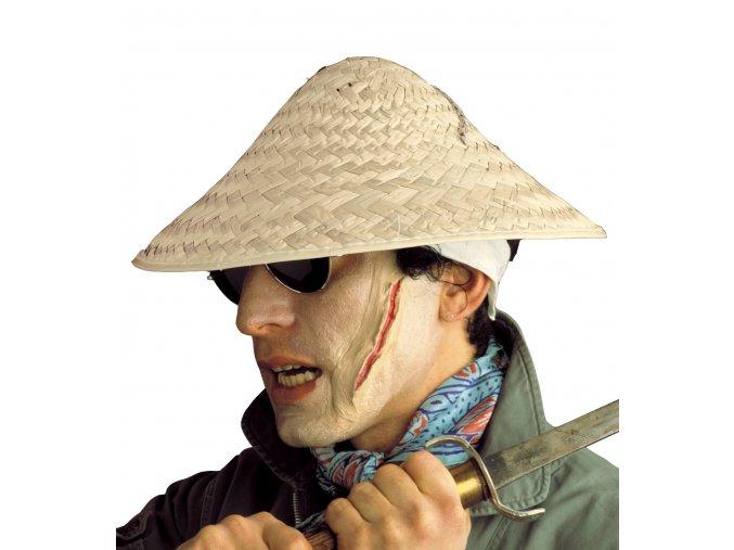 Slaměný vietnamský klobouk PARTYZON.cz