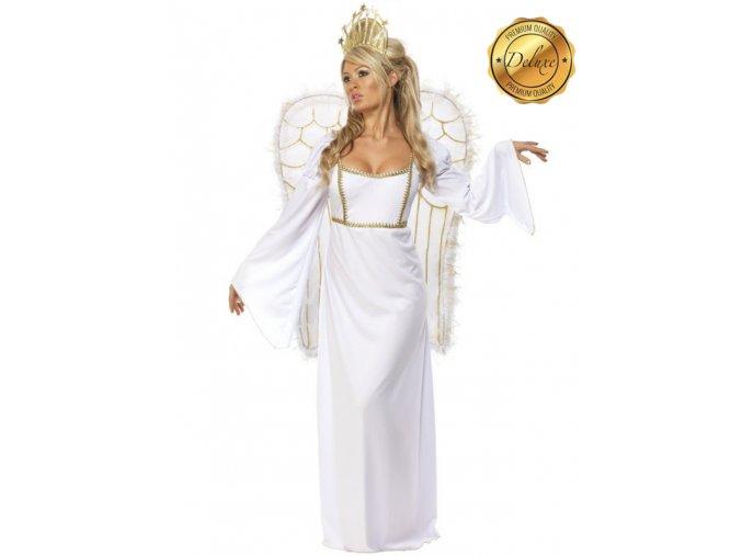 Dámský kostým anděl profi