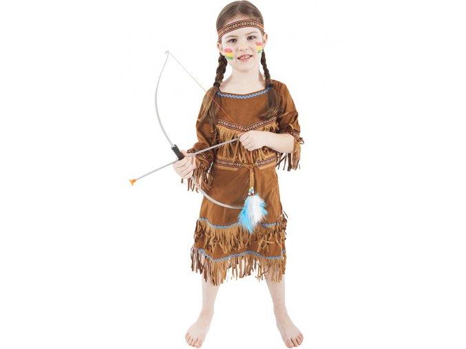 kostým indiánsky pro děti