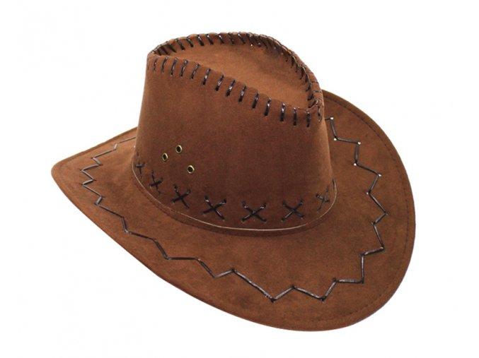 kovbojský klobouk levně