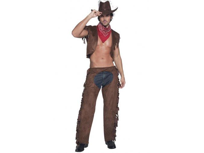 Pánský kostým Cowboy