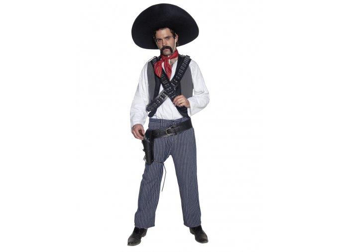 Pánský kostým mexický bandita