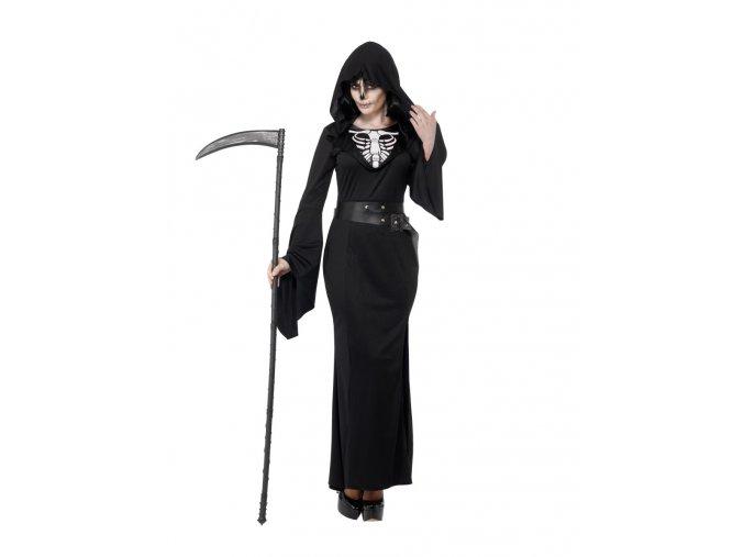 Dámský kostým Smrtka plášť