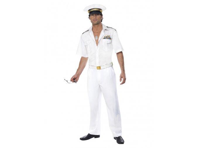 Pánský kostým Kapitán Top Gun