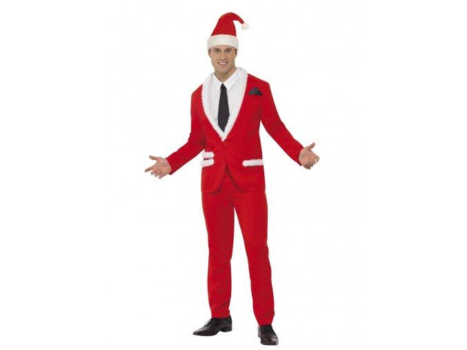originální Vánoční oblek Santa Claus