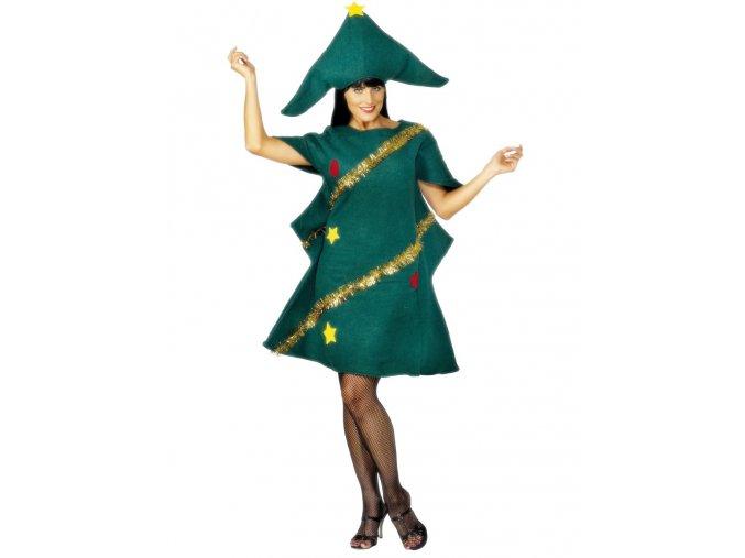 Kostým Vánoční stromeček levně