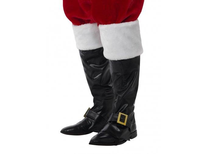 Boty pro Santu Clause návleky na boty