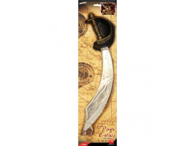 Pirátský meč a záslepka