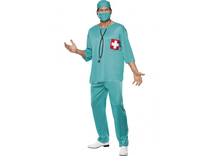Pánský kostým chirurg