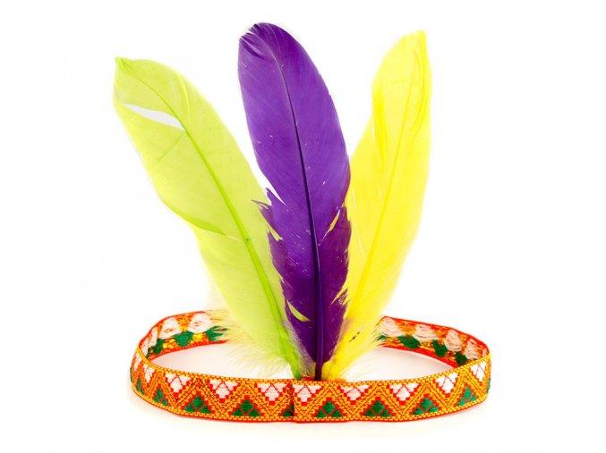 čelenka pro indiána levně