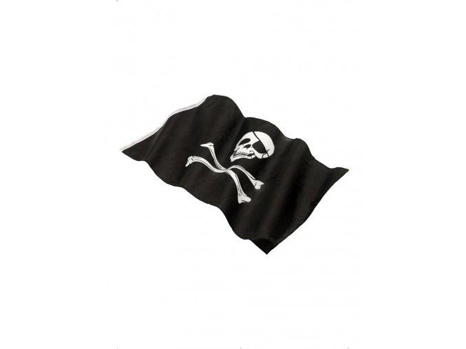 Pirátská vlajka velká (150x90cm)