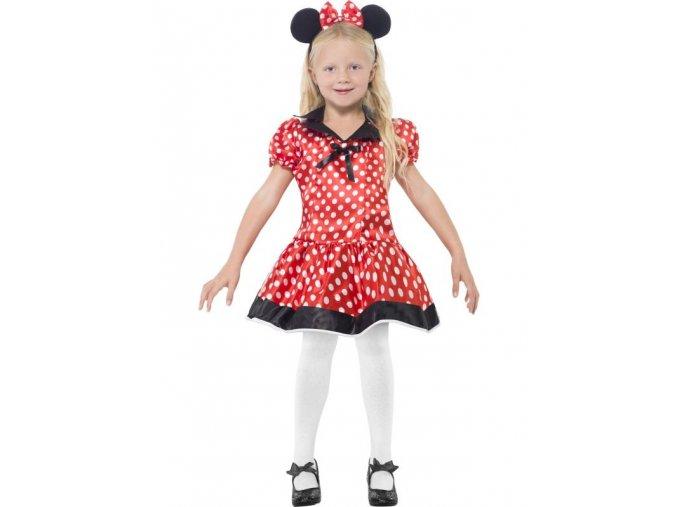 Dětský kostým Minnie Mouse