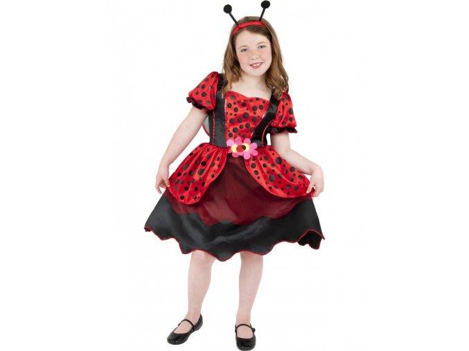 Dětský kostým berušky