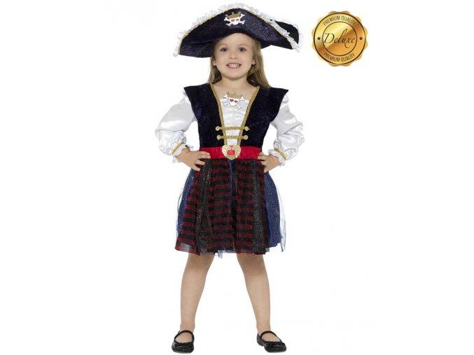 kostým pirátky kvalitní