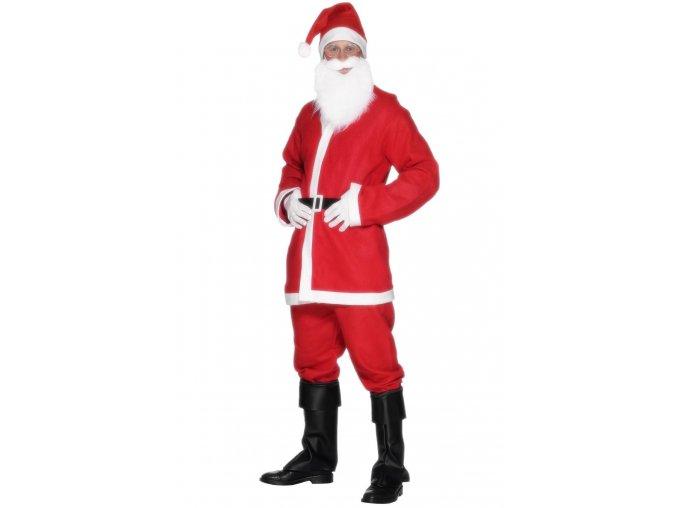 Pánský kostým Santa Claus levně