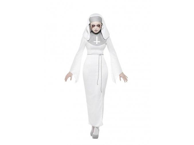 Kostým jeptišky Asylum Halloween kostýmy