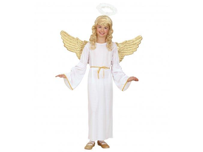 Dětský kostým anděla
