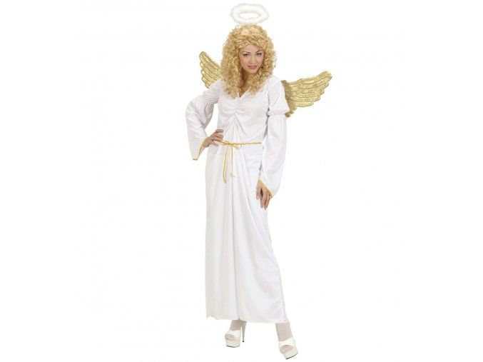 Dámský kostým anděla dospělý