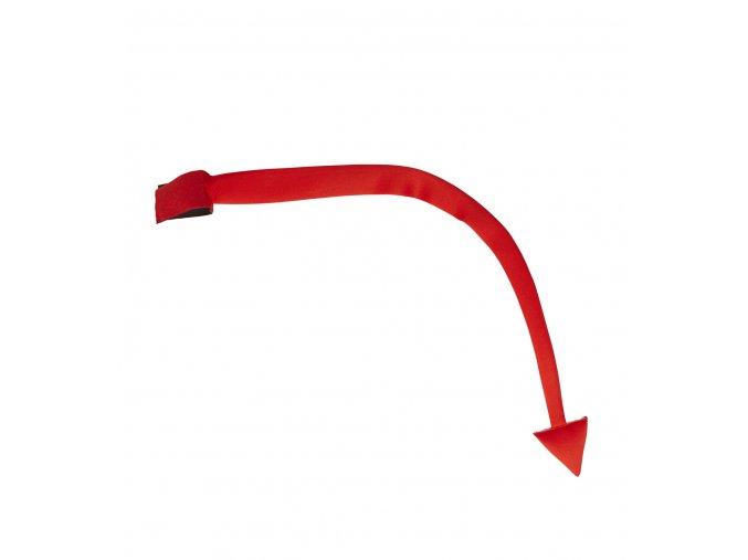 Čertovský ocas červený