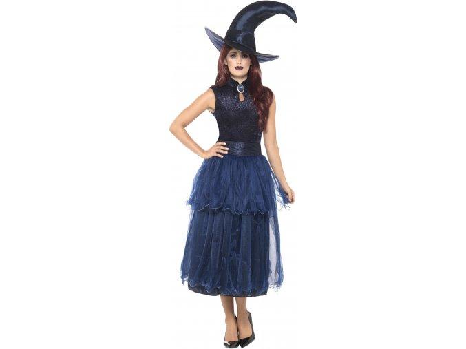 kvalitní kostým čarodějnice dámský