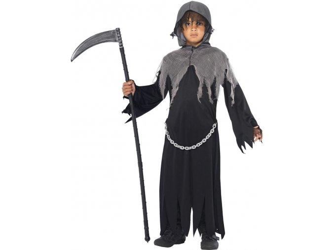 strasidelny kostym smrtka