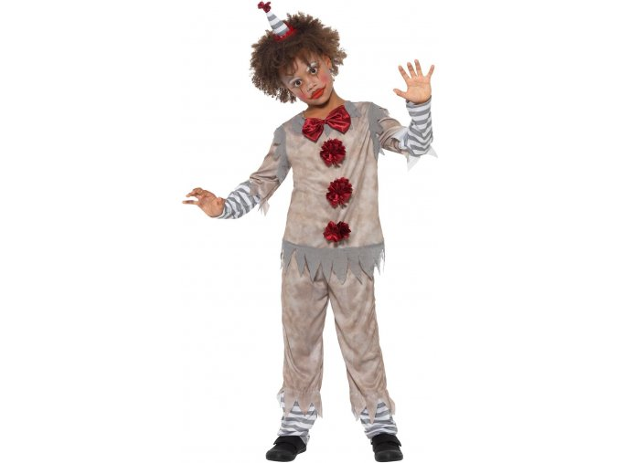 Dětský kostým Strašidelný klaun