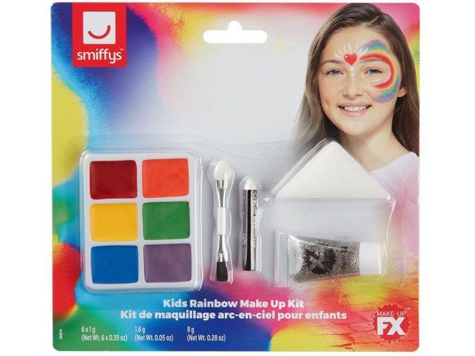 dětské barvy na obličej