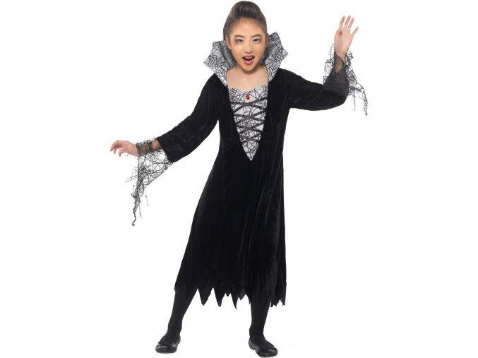 kostým upírky dívčí