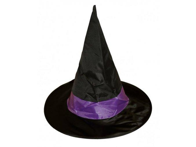 Dětský klobouk čarodějnice