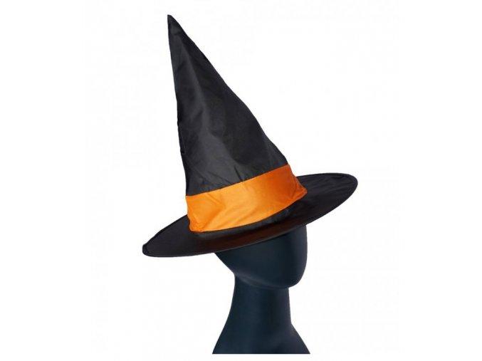 Dětský klobouk čarodějnice levný