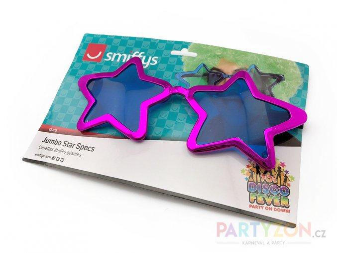 party bryle hvezdy karneval