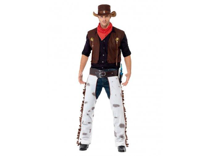 kostým kovboje dospělý